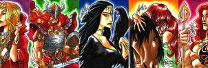 Classic Mythology - Celtic Mythology by eisu