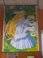 Chii from Chobits Poster by victortky