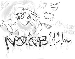Teh omg vore by OsamiOtter
