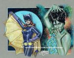 Yvonne Craig (2015) by scotty309