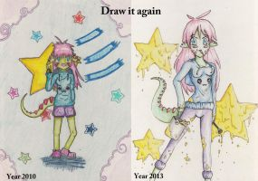 Draw it again by Strawberry-lick