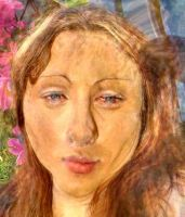 Me as a Botticelli Painting by tycity