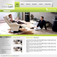 Movisan by xtreamgraphic