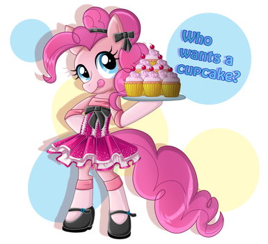 Who wants a cupcake? *.* by AnthoCat