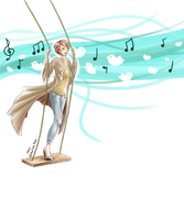 Swinging While You're Singing by LissyFishy