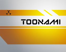 Toonami Wallpaper by CabooseJr