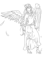 Angel by pinkberry19