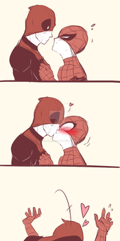 Kiss by sp415