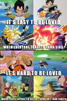 To Be Loved (Or: A Lesson In Perception) by TheOriginalKrillin