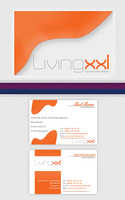 orange business card by webgraphix