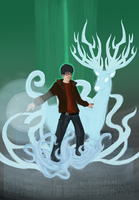 Harry Potter - Patronus Realm by Gotetho