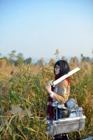 Attack on Titan Mikasa Ackerman by Asuka10