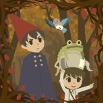 Over the Garden Wall by Yuuhiko
