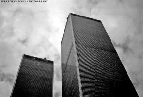 New York - World Trade Center by lux69aeterna