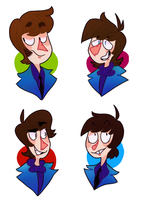 The Beatles Cartoon Reboot 2016 by KabouterPollewop