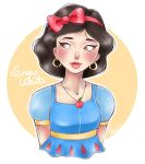 Snow White by Mannylinn