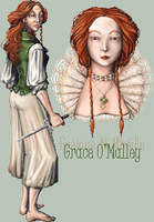 .:Grace O Malley:. by FionaCreates