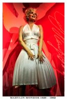 Marylin Monroe by Artwork-Production