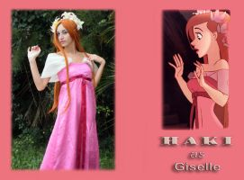 Giselle by MaddMorgana