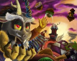 Join the Chaos by VittorioNobile