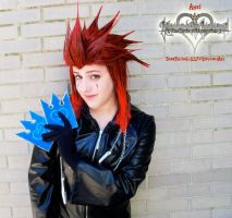 Axel: Got any... by Damek0Masca