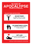 :In case of apocalypse: by CharlieIsAMystery