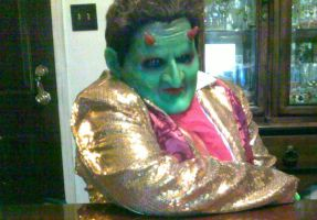 Andy Hallett tribute cosplay part 4 by happytoyzco