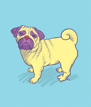Puggo by NickTeo