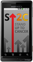 Stand Up To Cancer for Android by kahil