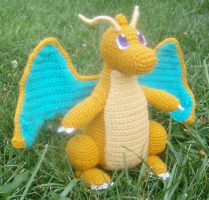 149 Dragonite Amigurumi by LilDezzi