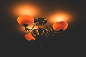 The Mysterious Light Fixture by BlaqkElectric