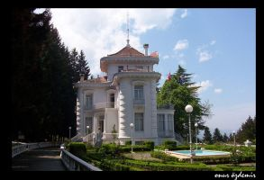 Ataturk's Kiosk In Trabzon by PrometheusTR
