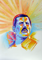 Freddie Mercury by DRKyz