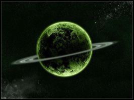 Green Planet by ervand