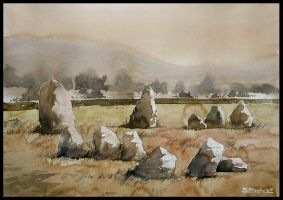 celtic stones II by Kegriz