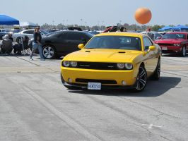 Yellow Challenger by KateKannibal
