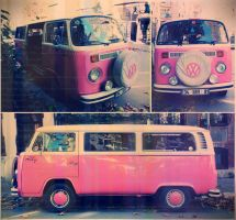 Volkswagen T2 by magicofpygmalion