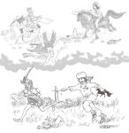 Wizards of the Wild West by ameraucanablues