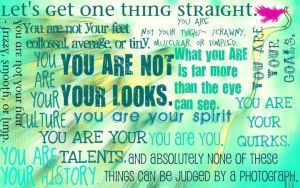 You Are Who You Are by Nikee97