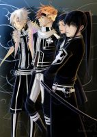 D Gray Man by Vassantha