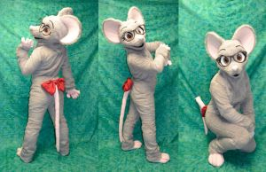 Momo Mouse by temperance