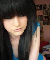 Pretty Emo Girl by emopunkmcr