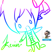 Gift Drawing : Kevin by kingsando