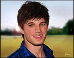 Matt Lanter by dewmanna