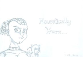Neurotically Yours by tmntsam