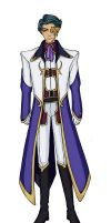 Jeremiah Gottwald - Code Geass by GreatestKia
