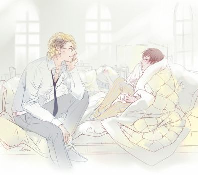 infirmary by airin-ater