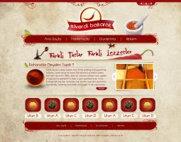 Elverdi Spices Web Side by zoginet