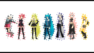 VOCALOID x XS by V--R