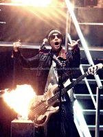Johnny Christ - A7X by LoveInDeathsArms